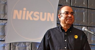 Interview with Dr. Parag Pruthi, CEO of Niksun, Inc. – Part 1