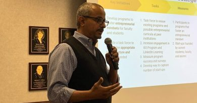 Secure and Smart IoT – an interview with Prof. Ahmed Banafa
